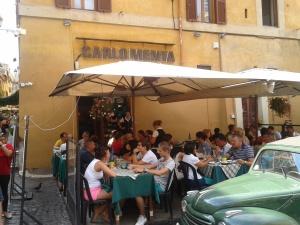 Restaurante típico.
