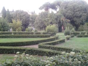 Rincón de Villa Borghese