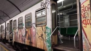 El ferrovía de Roma