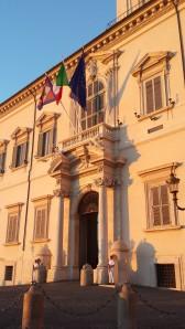 Palacio de Quirinale