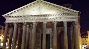 Il Pantheon.