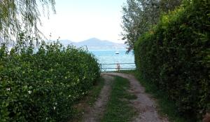 Lago de Bracciano.