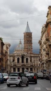 Santa María la Maggiore.