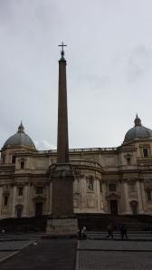 Obelisco dell´Esquilino.