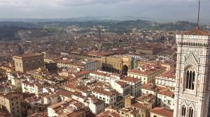 Vista de la Torre desde la cúpula.