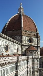 Vista de la cúpula desde la Torre.