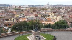 Vistas de Roma.