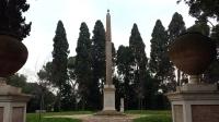 Resultado de imagen de obelisco matteiano