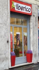 Tienda Ibérico - productos españoles en Roma