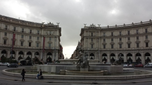 Piazza della Repubblica.