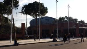 Auditorium Parco della Musica.