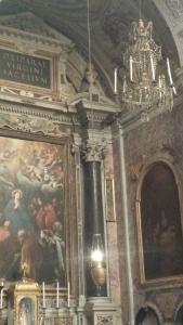 Muerte de la Virgen de Saraceni.